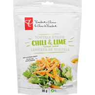 Chili Lime Flavoured Tortilla Strips