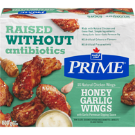 Prime Wings, Honey Garlic
