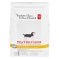 Nutrition First Puppy Chicken & Brown Rice Premium Dry Dog Food