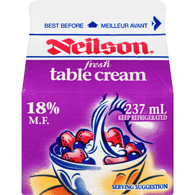 Table Cream
