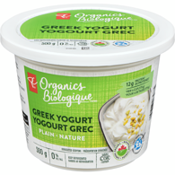 Greek Yogurt, Plain