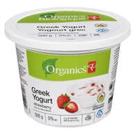 Greek Yogurt, Strawberry