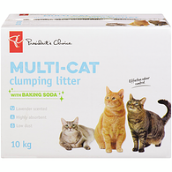 Multi-Cat Clumping Litter