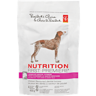 Nutrition First Dental Bone with Chicken and Turmeric