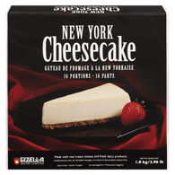 Gizella New York Style Cheese Cake