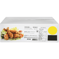 Chicken Drumsticks, Seasoned, Individually Frozen