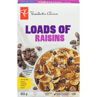 Loads Of Raisins Raisin Bran