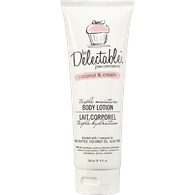Triple Moisture Body Lotion, Coconut & Cream