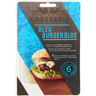 Burger Blue, Sliced