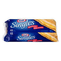 Cheese, Singles Thin