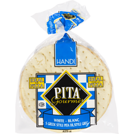 Pita, Greek White