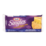 Singles, Mild Three Cheese
