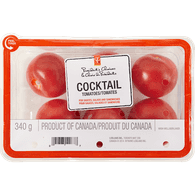 Tomates à cocktail