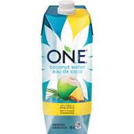 Coconut Water Pineapple