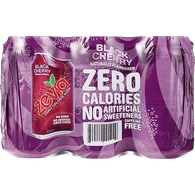 Zevia Soda, Black Cherry