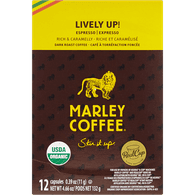 Lively Up! Dark Roast Espresso