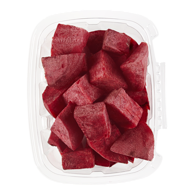 Cubed Red Beets
