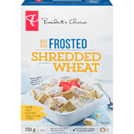 Bite-Size Frosted Shredded Wheat