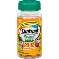Flavour Burst Kids, Tropical Fruit