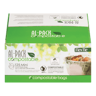 Sacs compostables Al-Pack