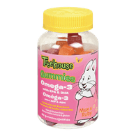 Treehouse Gummies Omega-3