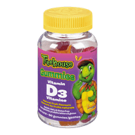 Treehouse Gummies Vitamin D