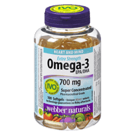 Omega-3, Super Concentrate