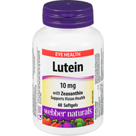 Luetin with Zeaxanthin, 10mg