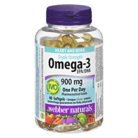 Omega-3, Triple Strength