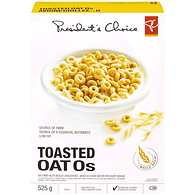 Toasted Oat O'S