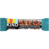 Gluten-Free Nut Bar, Dark Chocolate, Nuts & Sea Salt