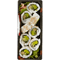 Vegetable Sunshine Roll