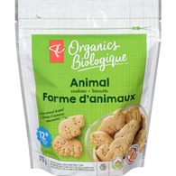 Animal Cookies For Toddlers