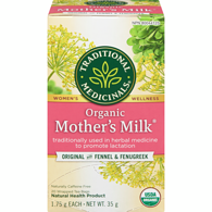 Organic Mother's Milk Herbal Tea