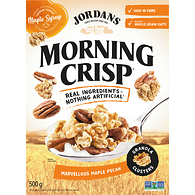 Morning Crisp, Maple Pecan