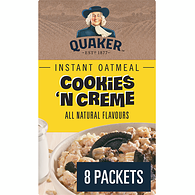 Kids' Oatmeal, Cookies 'N Cream