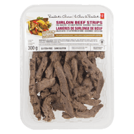 Fire-Roasted Sirloin Beef Strips