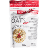 Super Oats, Nuts & Seeds
