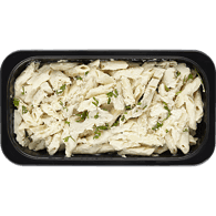 Penne Alfredo with Chicken