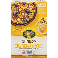 Sunrise Crunchy Honey