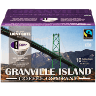 Granville Island Coffee Company, Lion's Gate Single Serve