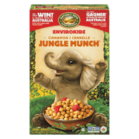 Organic Cinnamon Jungle Munch
