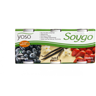 Soygo Yogurt, Multipack