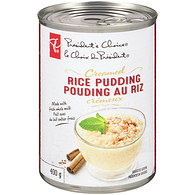 Rice Pudding, Creamed