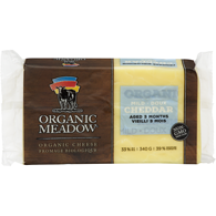 Organic Cheese, Mild Cheddar Cheese