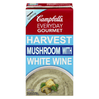 Everyday Gourmet Harvest Mushroom with White Wine