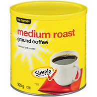 Medium Roast Ground Coffee