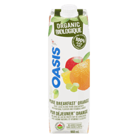 Oasis Organic Orange Pure Breakfast
