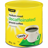 Medium Roast, Decaf