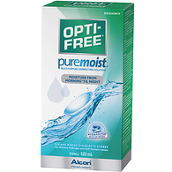 Puremoist Contact Lens Solution